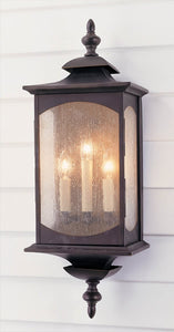 Feiss Market Square Oil Rubbed Bronze Outdoor Lantern OL2602ORB