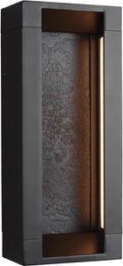 Feiss Mattix 2-Light Outdoor Wall Light Oil Rubbed Bronze OL11601ORBLED