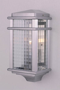 Feiss Monterey Coast Brushed Aluminum Outdoor Lantern OL3403BRAL