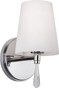Monica 1-Light Bath Light Chrome