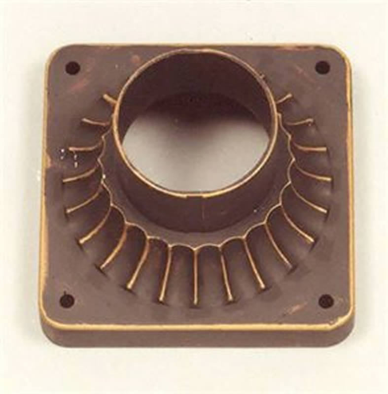 Accessory For Outdoor Lantern Burnished Bronze