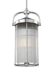 View the Feiss Paulson 1-Light Pendant Chrome