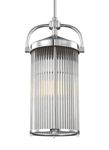 Feiss Paulson 1-Light Pendant Chrome