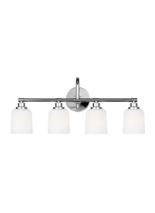 Feiss Reiser 4-Light Bath Vanity Chrome