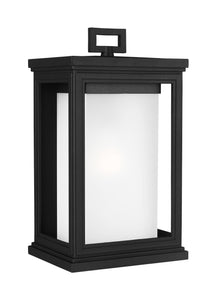Feiss Roscoe 1-Light Outdoor Wall Lantern Textured Black