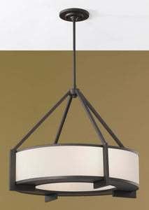 "24""w Stelle Pendant Oil Rubbed Bronze"