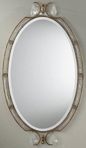 Feiss Valentina Mirror Oxidized Bronze MR1106OBZ