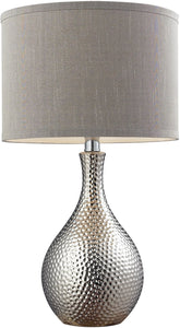 1-Light Table Lamp Chrome