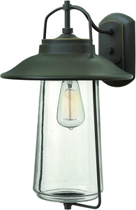 Hinkley Belden Place 1-Light Outdoor Wall Light Oil Rubbed Bronze 4363KZ