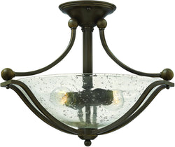 Hinkley Bolla 2-Light Chandelier Olde Bronze 4946TZ