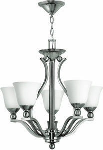 Hinkley Bolla 5-Light Chandelier Brushed Nickel 4655BN