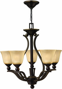 Hinkley Bolla 5-Light Chandelier Olde Bronze 4655OB