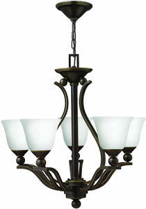 Hinkley Bolla 5-Light Chandelier Olde Bronze 4655OBOPAL