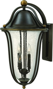 Hinkley Bolla 4-Light Outdoor Wall Light Olde Bronze 2649OB