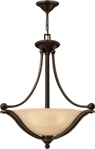 Hinkley Bolla 3-Light LED Foyer Pendant Olde Bronze 4652OBLED