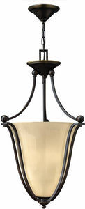 Hinkley Bolla 3-Light Foyer Pendant Olde Bronze 4663OB