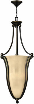 "18""W Bolla 6-Light Foyer Pendant Olde Bronze"