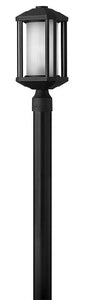 Hinkley Castelle Outdoor Post Lantern Black 1391BK