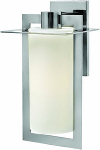 Hinkley Colfax 1-Light Outdoor Wall Light Polished Stainless Steel 2925PS