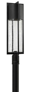 Hinkley Dwell Outdoor Post Lantern Black 1321BK