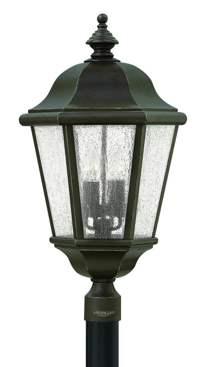 Edgewater 4 Light Outdoor Post Oil Rubbed Bronze 1677oz