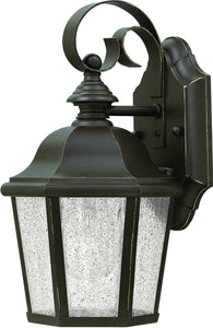 Edgewater 1-Light Outdoor Wall Light Oil Rubbed Bronze