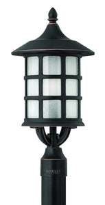 Hinkley Freeport 1-Light Outdoor Post Light Olde Penny 1801OP-LED