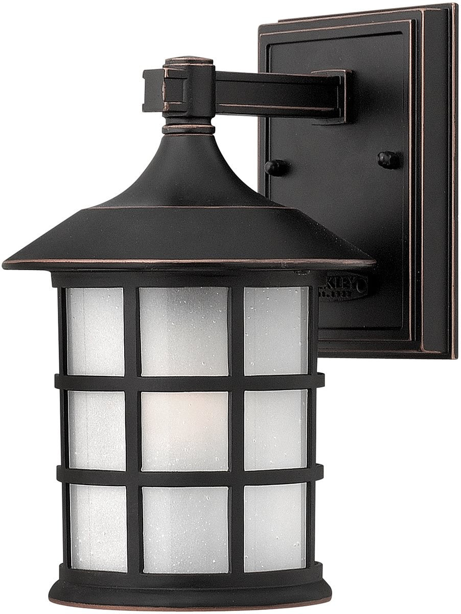 "9""h Freeport 1-Light LED Wall Outdoor Olde Penny"