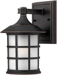 Hinkley Freeport 1-Light LED Wall Outdoor Olde Penny 1800OPLED