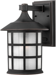 Hinkley Freeport 1-Light LED Outdoor Wall Mount Old Penny 1804OPLED