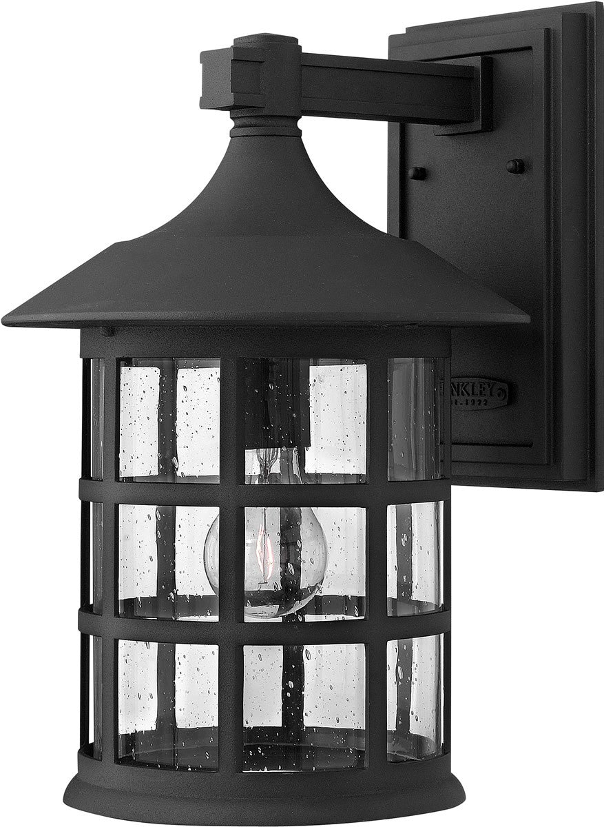 "15""h Freeport 1-Light Outdoor Wall Light Black"