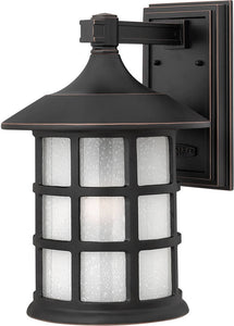 Hinkley Freeport 1-Light LED Outdoor Wall Mount Old Penny 1805OPLED