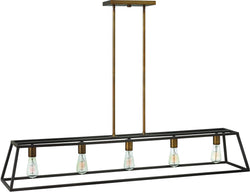 Hinkley Fulton 5-Light Chandelier Bronze 3335BZ