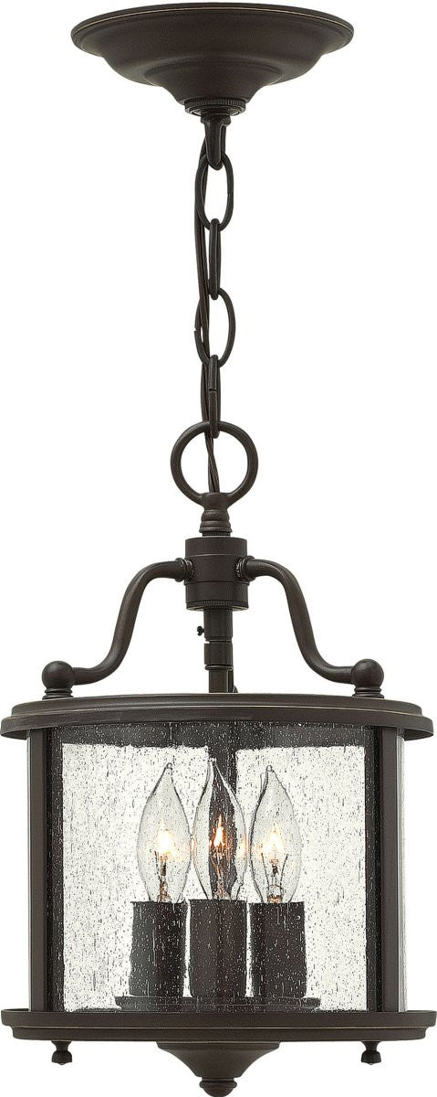 Gentry 3-Light Foyer Light Olde Bronze