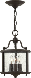 Hinkley Gentry 3-Light Foyer Light Olde Bronze 3470OB