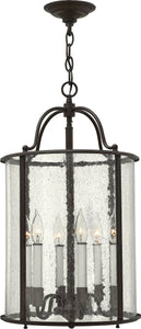 Hinkley Gentry 6-Light Foyer Light Olde Bronze 3478OB