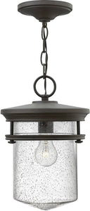 Hadley 1-Light Outdoor Pendant Buckeye Bronze