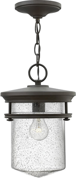 Hinkley Hadley 1-Light Outdoor Pendant Buckeye Bronze 1622KZ