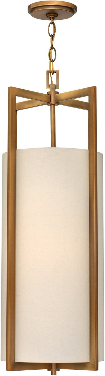 "12""W Hampton 4-Light Mini-Pendant Brushed Bronze"