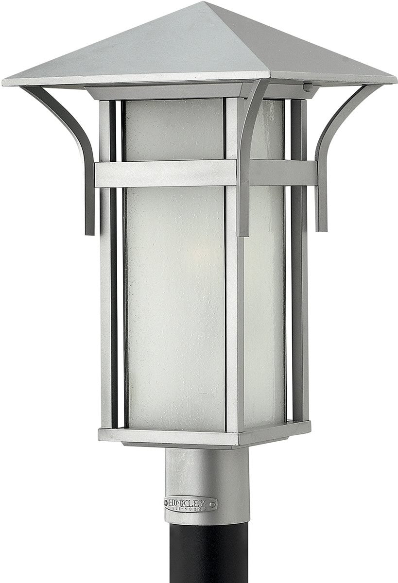 "20""h Harbor 1-Light LED Post Outdoor Titanium"