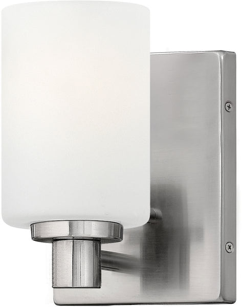 Hinkley Karlie 1-Light Bath Light Brushed Nickel 54620BN