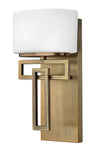 Hinkley Lanza 1-Light Bathroom Vanity Brushed Bronze 5100BR