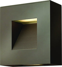 Hinkley Luna 2-Light Outdoor Wall Light Bronze 1647BZ-LED
