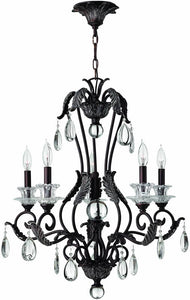 Hinkley Marcellina 5-Light Chandelier Golden Bronze 4405GR