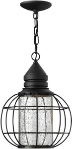 Hinkley New Castle 1-Light Hanger Outdoor Black 2252BK