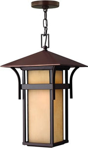 Hinkley Harbor LED Outdoor Hanging Pendant Anchor Bronze 2572ARLED