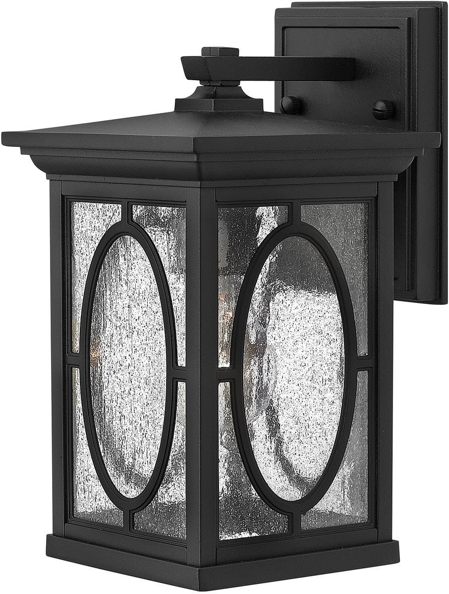 "11""h Randolph 1-Light Wall Outdoor Black"