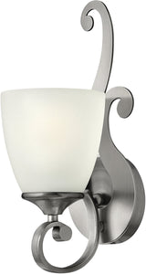 Hinkley Reese 1-Light Bath Antique Nickel 56320AN