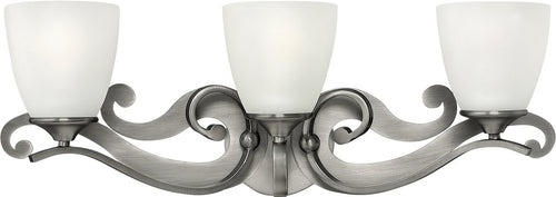 Hinkley Reese 3-Light Bath Antique Nickel 56323AN