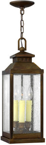 Hinkley Revere 3-Light Outdoor Hanging Lantern Sienna 1182SN